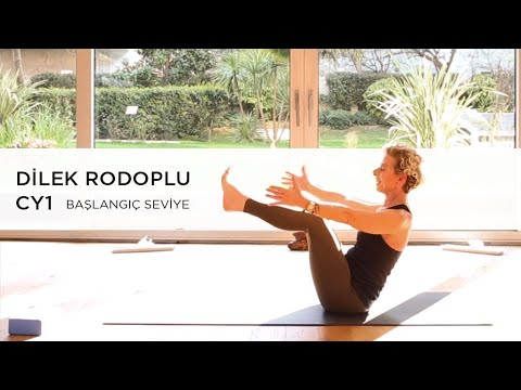 CY1- Başlangıç Seviye ~ Cihangir Yoga - Dilek Rodoplu