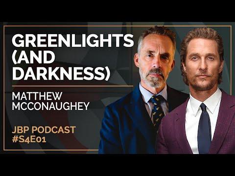 The Jordan B. Peterson Podcast - Season 4 Episode 1: Matthew McConaughey