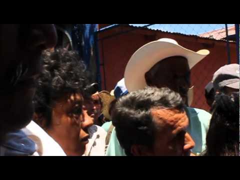 Expatrulleros protestan en La Gomera