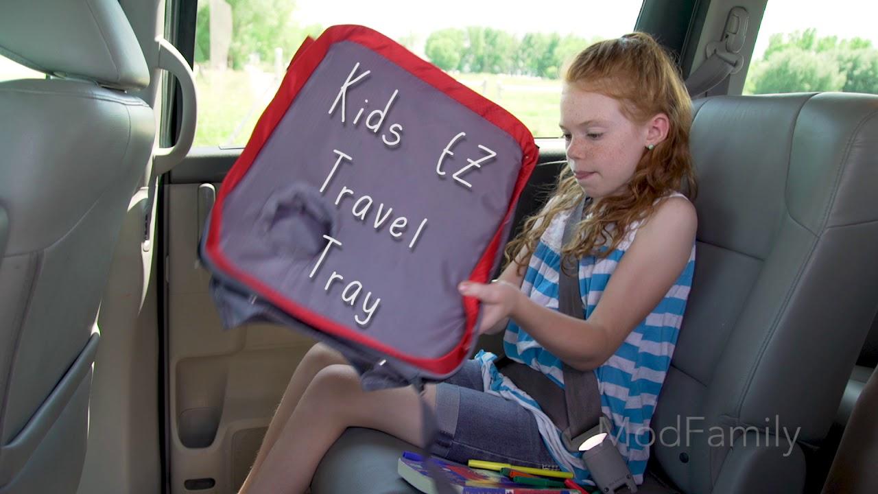 Kids EZ Travel Tray by ModFamily