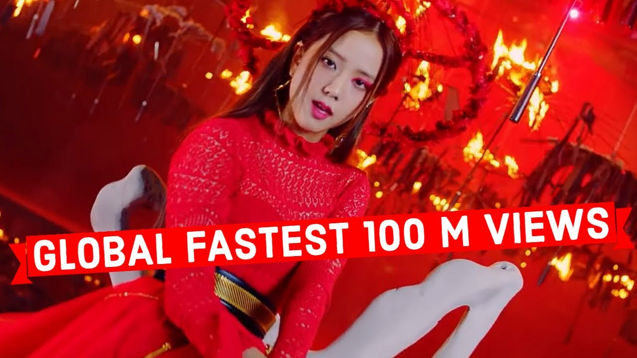 Global Fastest Songs to Reach 100 Million Views on Youtube of All Time (Top 20)
