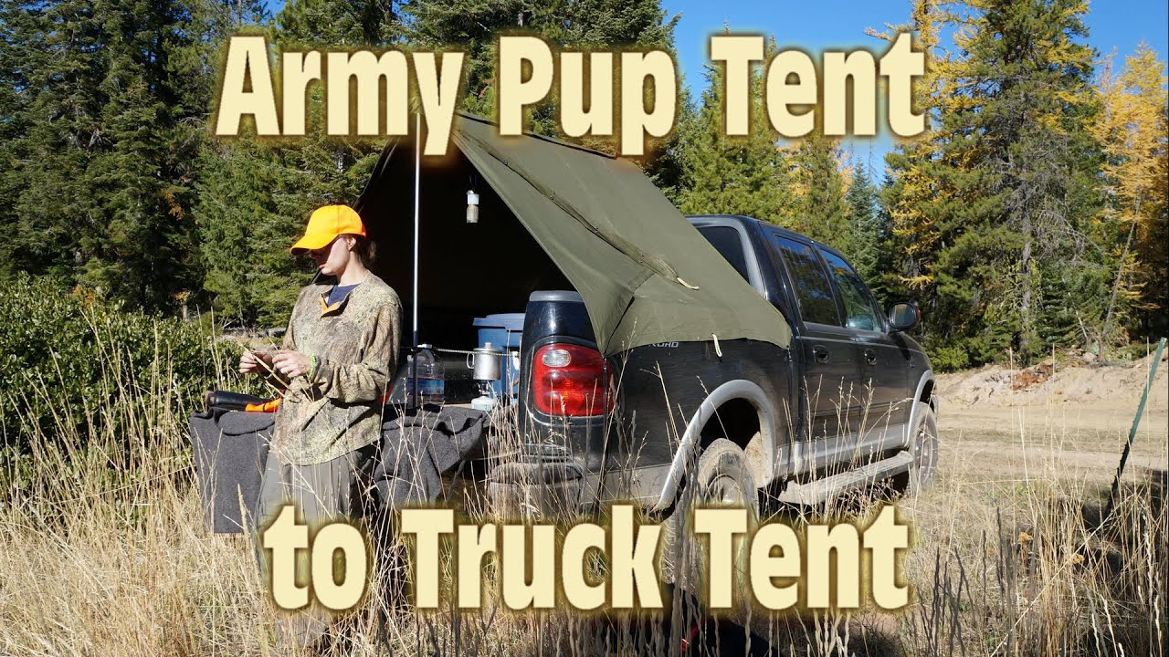 Truck Bed Tent For Tacoma