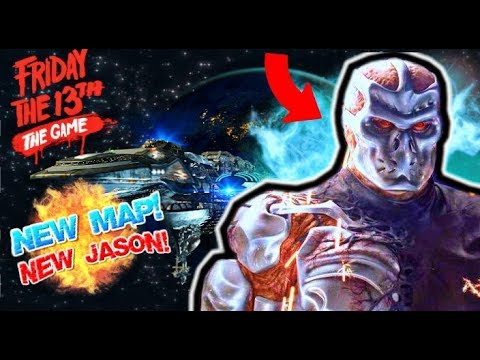Jason X Revealed New Space Map Jason X Stats New Map Escapes