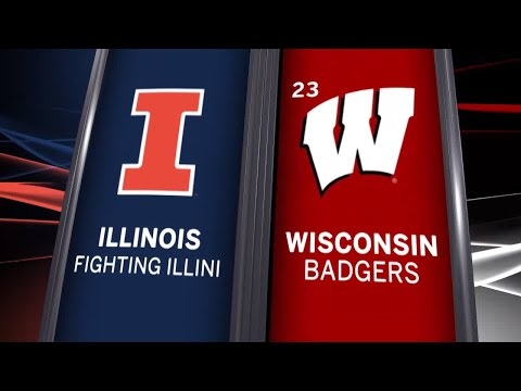 Wisconsin Badgers - Football Preview: Illinois at Wisconsin
