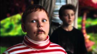 Charlie and the Chocolate Factory (Horror Trailer)