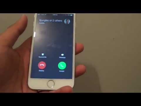 iPhone 6: How to Quickly Silent the Call Without Rejecting it