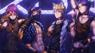 Nightcore - POP/STARS | Deeper Version (K/DA) (Lyrics)