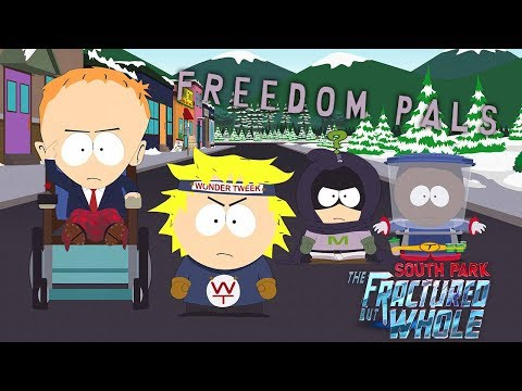 South Park The Fractured But Whole Part 9 FREEDOM PALS!