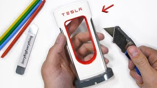Download A Tesla Supercharger for Smartphones?! Mp3 and Videos