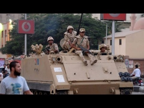 Egypt Aid: Welfare for Defense Contractors!