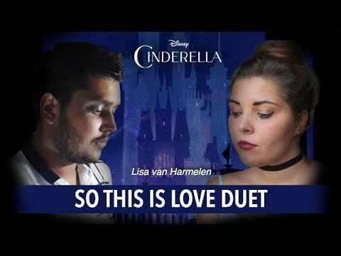 Cinderella  So This Is Love DUET Lisa and Varoon