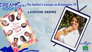 Lashone Grimes Author Lounge Interview