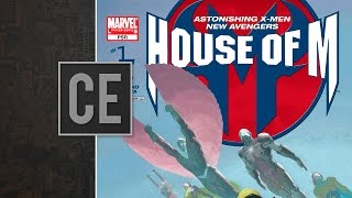 Comics Explained: House of M - 1 of 4 - Scarlet Witch Must Die