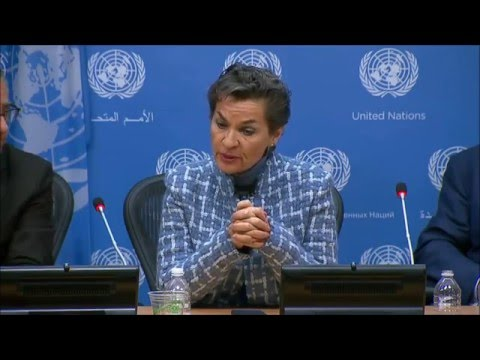 ICP Asks UNFCCC's Figueres of Banks Funding Coal, She Says Unabated Coal Must Leave Energy System