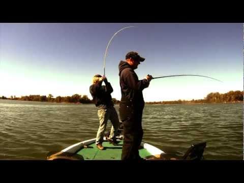 Minnesota Late Summer Bass Fishing