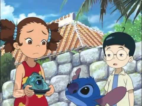 Stitch! Episode 8   Stitch Lost! English dub anime