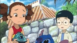 Stitch! Episode 8   Stitch Lost! English dub anime