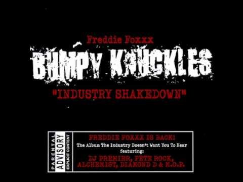 Freddie Foxxx - Bumpy Knuckles Baby (prod. by Pete Rock)