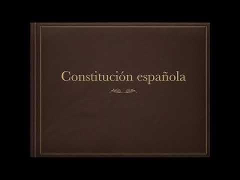esquema-de-la-constitución-española