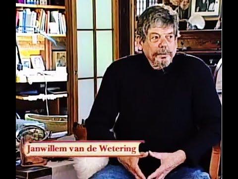 Janwillem van de Wetering – Detective crime writer – Zen Buddhist – Pedro Meier Multimedia Art BKK