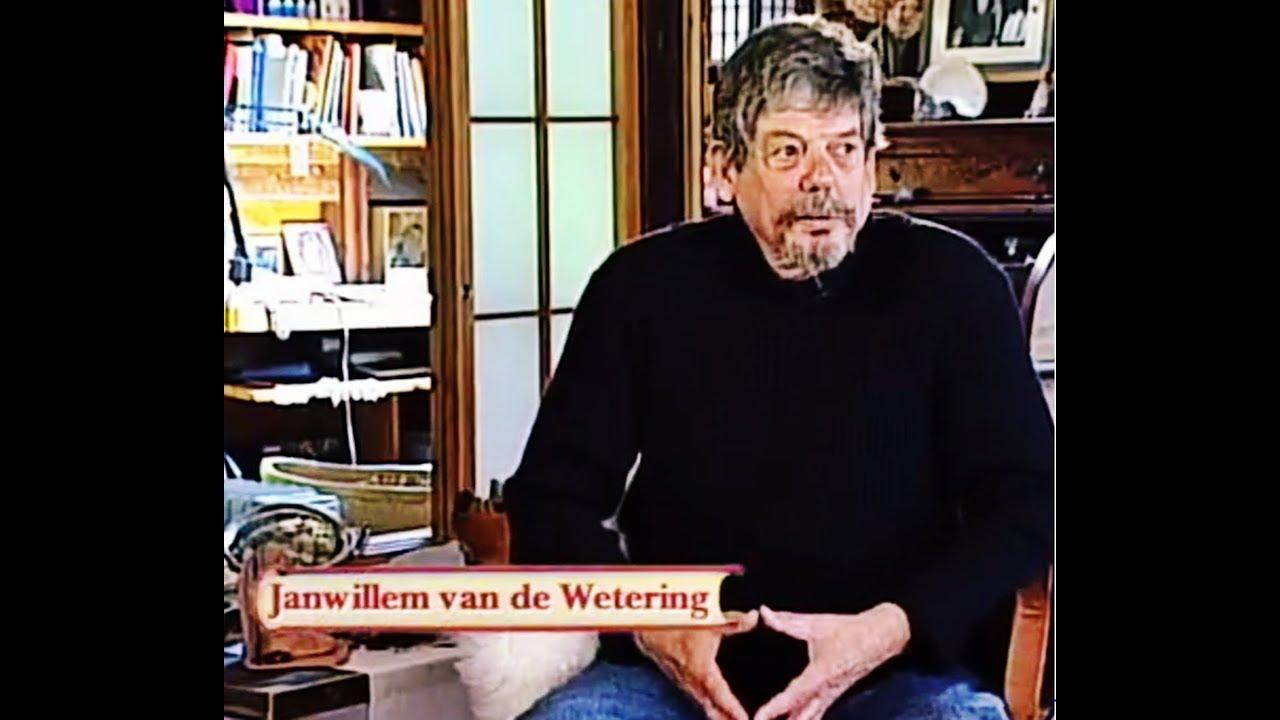 Janwillem Van De Wetering Detective Crime Writer Zen Buddhist Pedro Meier Multimedia Art Bkk