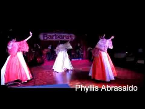 Philippine Folk Dance with Spanish Influence