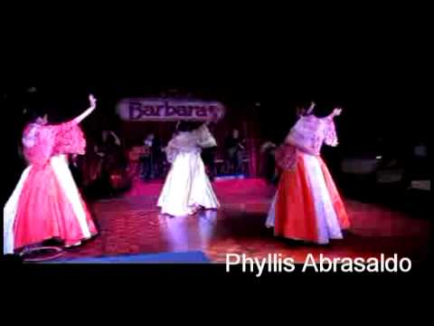 Philippine Folk Dance with Spanish Influence