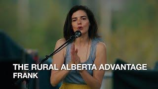 The Rural Alberta Advantage | Frank | CBC Music Festival