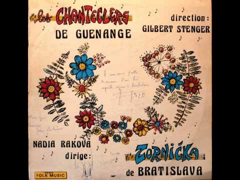 Les Chanteclers de Guénange et Zornička de Bratislava