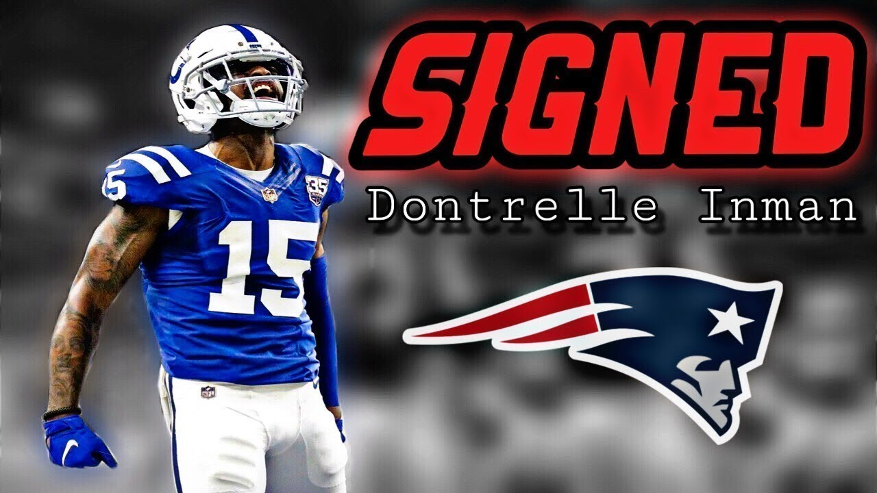 competitive price 841cc 2307b Patriots Sign Ben Watson And Dontrelle Inman