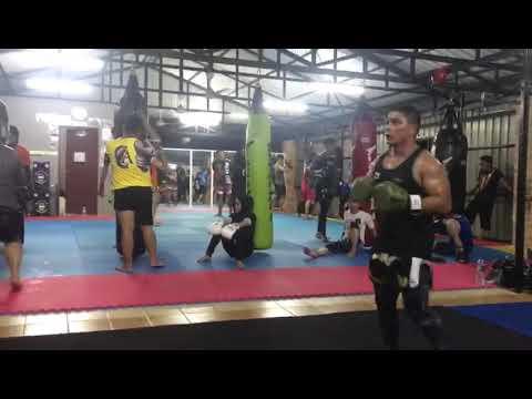 Muay Thai Fitness In Brunei Darussalam (Chainblock Martial Arts Training Camp)