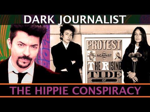 Dark Journalist The Hippie Conspiracy: Dylan's Rebel Songs Sold (Short Clip)
