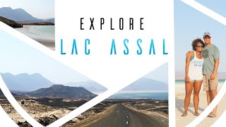 Lac Assal - A day trip from Djibouti City. A journey to the lowest and hottest place on earth.