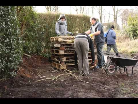 Sheffield & Rotherham Wildlife Trust Bug Hotel