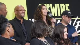 Highlights Of Cast Of Wonder Woman: Bloodlines At NYCC 2019 - Part 2