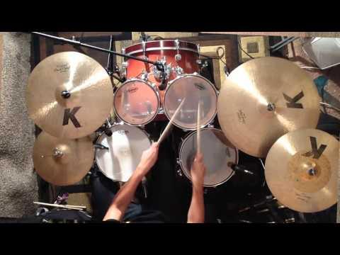 Glorious - BJ Putnam (Drum Cover)
