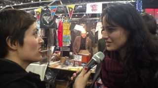 Nana with Drag City at the Independent Label Market (London)