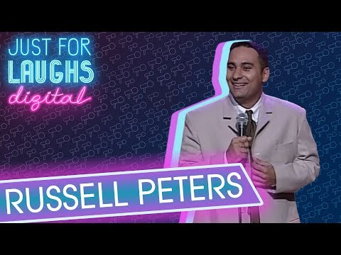 Russell Peters - India Made Me Feel Canadian