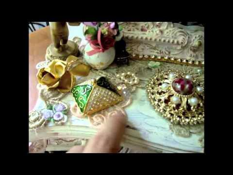 My Marie Antoinette Victorian Vanity - MUST SEE!!!! :)