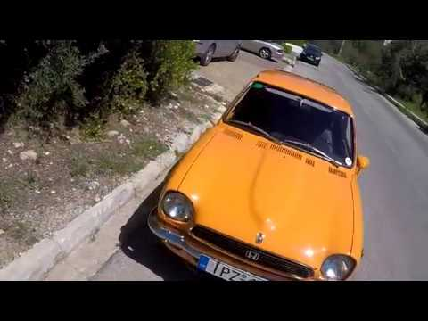 Honda Z600 - Walkaround And Drive