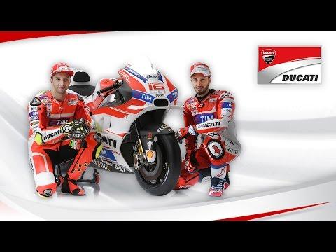 Presentazione Ducati Team MotoGP 2016