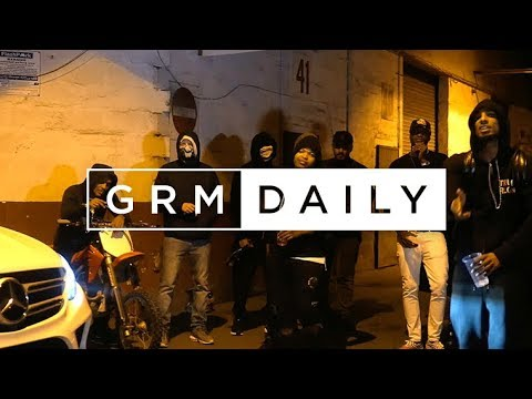 Trizzy x Tai - Gangland [Music Video] | GRM Daily