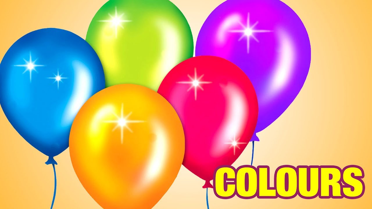 COLOURS NAME With Pictures For Children | #ColorsForKids ...