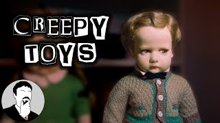 In Search of Creepy Toys with Dan Snow #AD