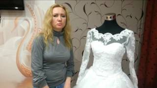Копия Европейского свадебного платья из Китая