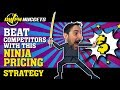 Use This Ninja Amazon Pricing Strategy to Beat Competitors