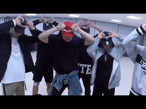 [Dance Practice] LAY 张艺兴 Zhang Yixing 《SHEEP》 (Choreography
