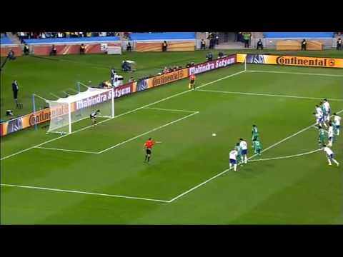 Nigeria vs South Korea 2-2 - FIFA World Cup 2010 - All Goals - 06/22/2010