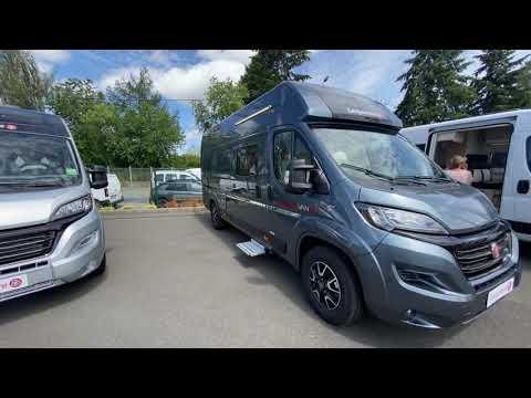 DREAMER CAMPER VAN XL Limited - Model 2021 - Reisemobile Hartmann