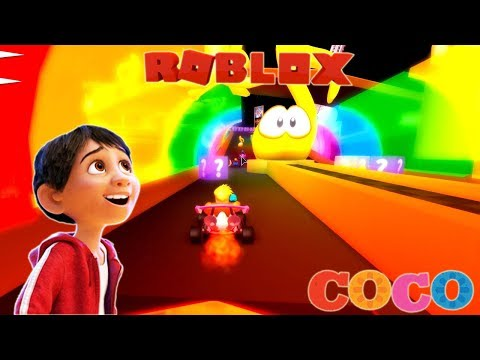 Disney's Pixar Coco Movie Event in Meepcity Roblox / Gamer Chad Plays / New Racing Map!
